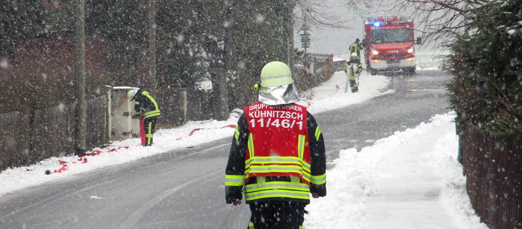 Voluntary Fire Brigade Kühnitzsch